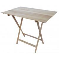 Tavolo pic nic legno naturale